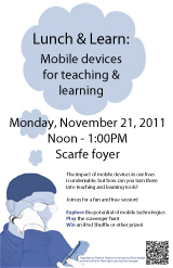 Lunch and Learn Poster_s
