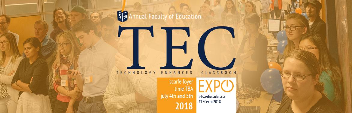 TEC Expo 2018 banner